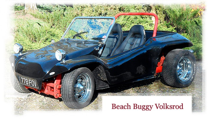 Véhicules - Buggy