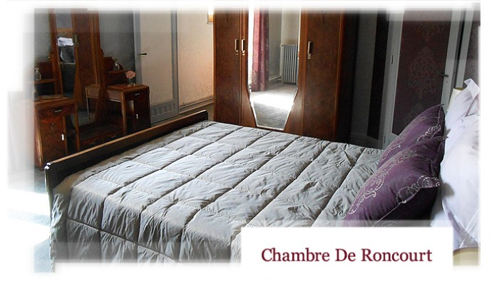 Chambres - Roncourt 3