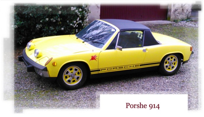 Véhicules - 914 1