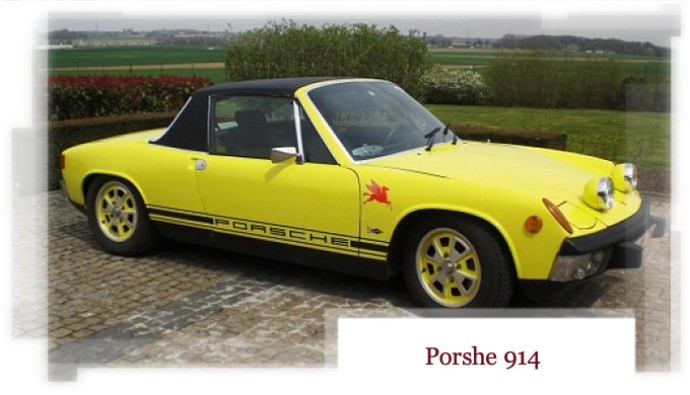 Véhicules - 914 2